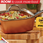 Copper Chef Promo Code 2017 : Save $15 on Cookware