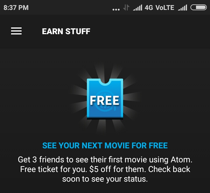 Atom tickets coupon code