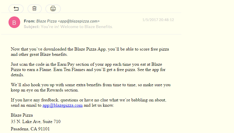 Blaze coupon code