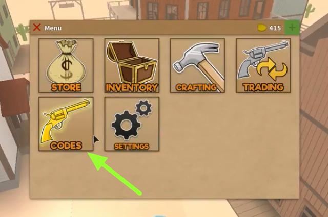 Wild Revolvers all code