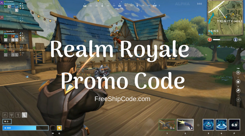 Realm Royale Promo Code 2019 : Redeem & Get Assured Freebies