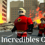 Lego Incredibles Codes 2018 : Unlock Free Characters & Cheats Today