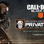 Black Ops 4 Beta Code 2018 : 3 Ways to Get Free BO4 Codes