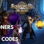 Summoners War Codes Sept 2018 : Working Promo Code List