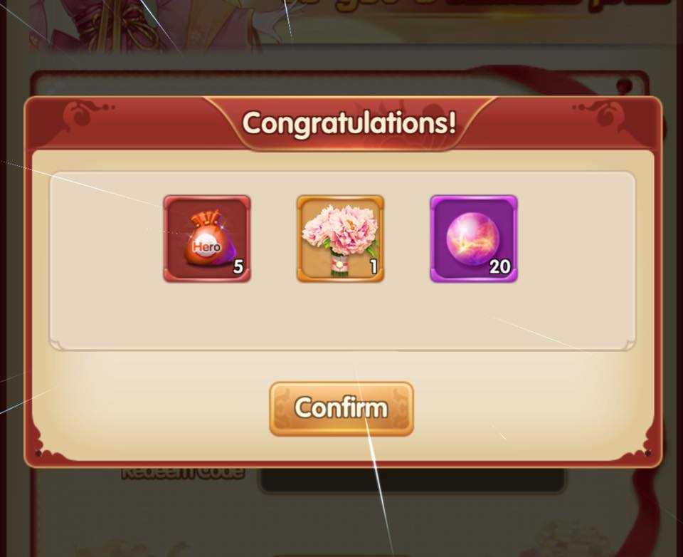 Love Nikki Redeem Codes 2019 t