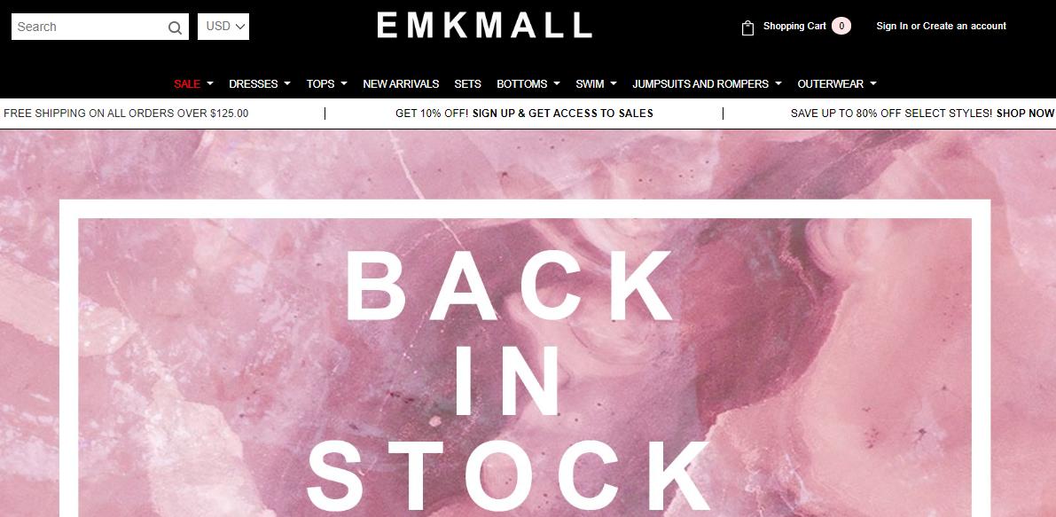 emkmall coupon code